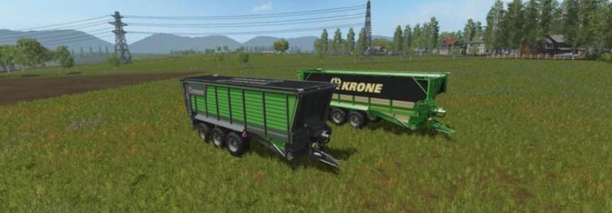 Krone TX 560 D More Realistic v1.0