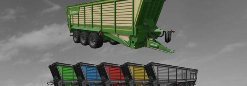 Krone TX 560 D More Realistic v2.0