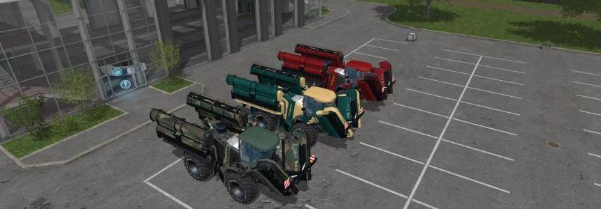 Krone Big M500 Pack v3.0