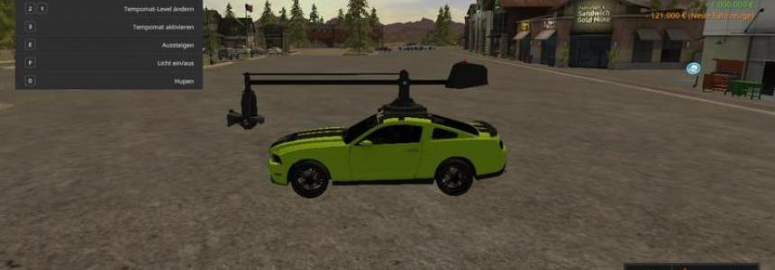 Lizard Roaderage camera car v1.0