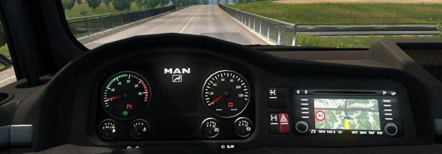 MAN Custom Dashboard v2.0