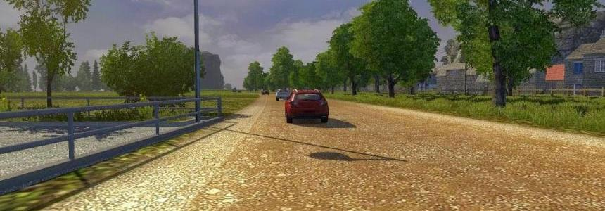 Map Europe Open V1.025 for Beta 1.28