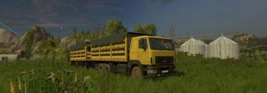 Maz Kolos and Trailer v1.0