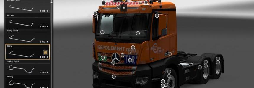 Mercedes Antos 12 v1.2.0.123 r1.27.2.9