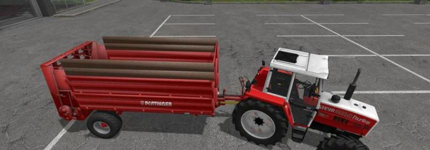 Mist spreader 1 Achs version v1.0