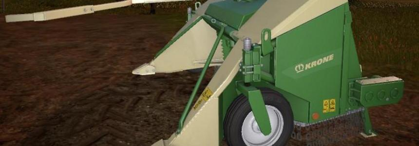 New Holland 130FB Crown v1.0