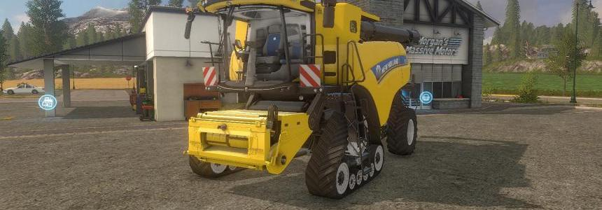 New holland CR10.90 2K17 v1.0