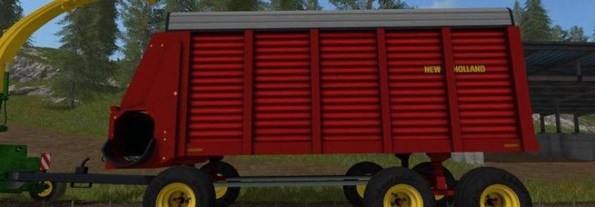 New Holland Forage Wagon v1.0