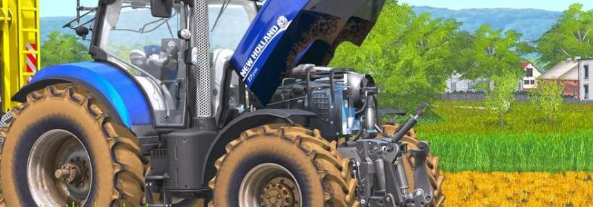 New Holland T7 Series v1.0