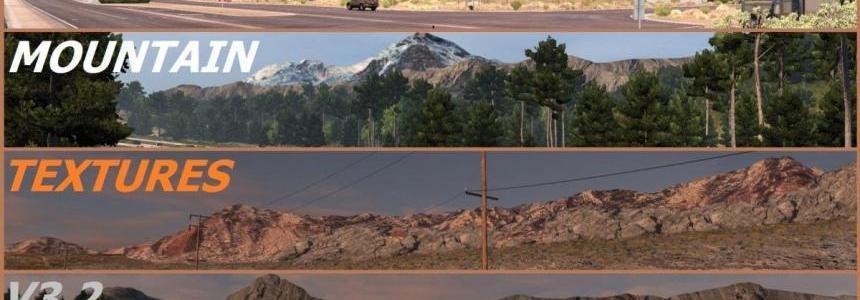 New Mountain Textures v3.2
