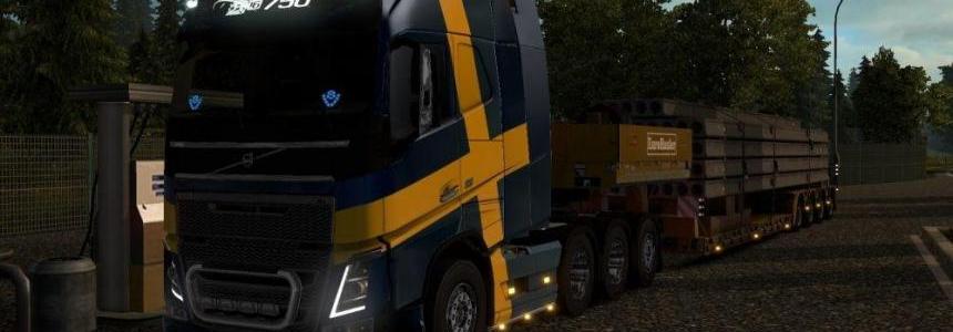 New Volvo FH16 2012 v13.0