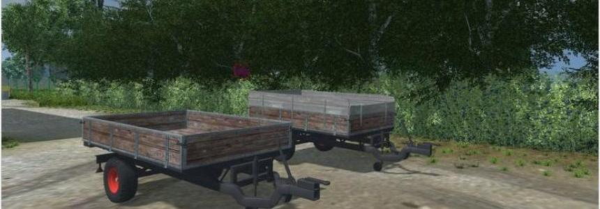 OSK single axle trailer v3.1