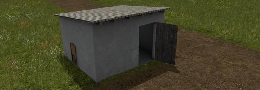 Placeable Chickencoop v1.0.0.0
