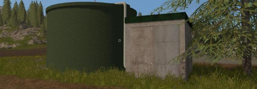 Placeable Water Refill Tank v1.0