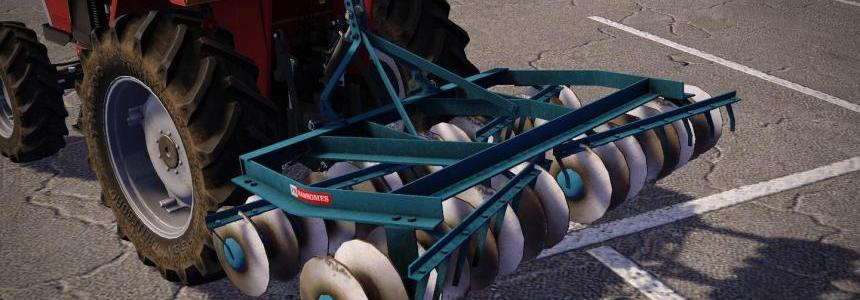 Ransomes 9ft Disc v1.0