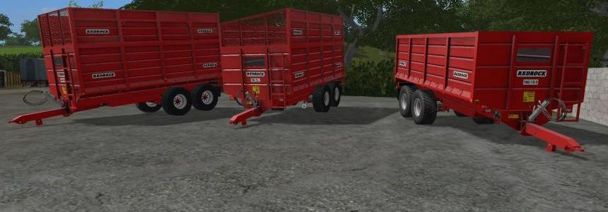 Redrock Trailer Pack v1.0