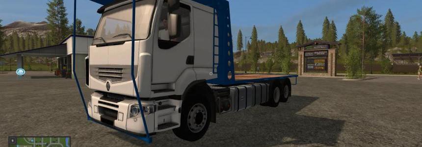Renauldt bale truck v1.0