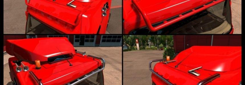 Roofbar add-on for Renault Premium by Obelihnio v1.3