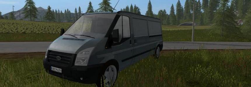 Rumbler Van Service v1.0