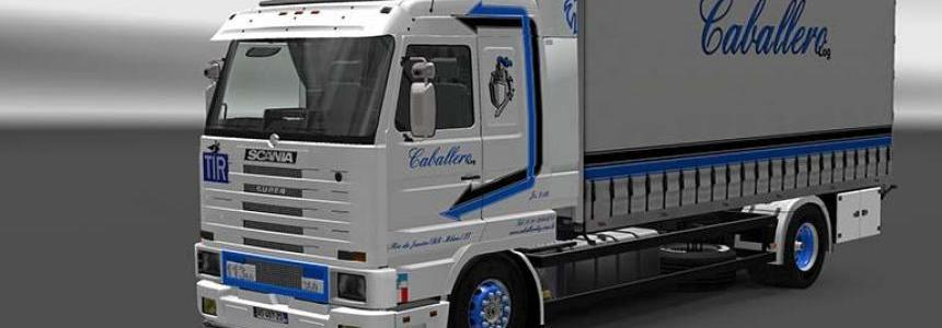 Scania 143m Tandem v2.0