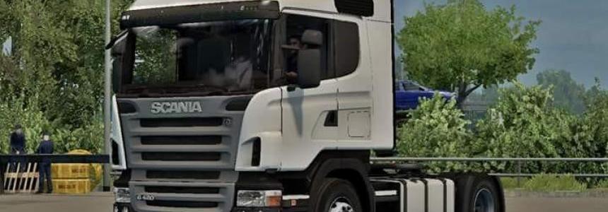 Scania G420 v1.0