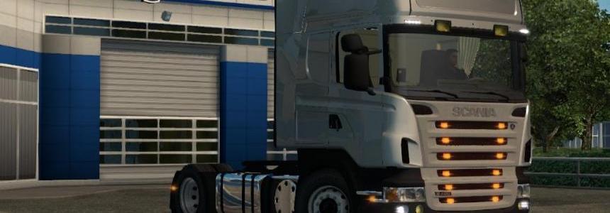 Scania R420 Topline v2.0
