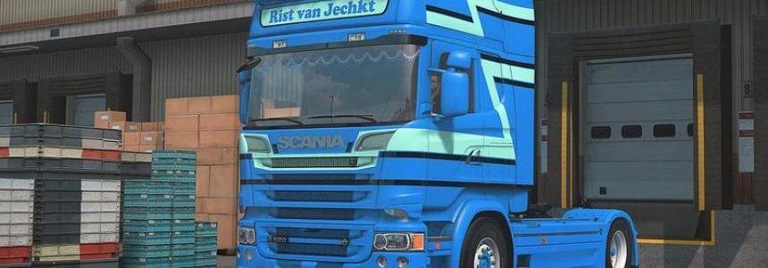 Scania R620 Rist van Jechkt