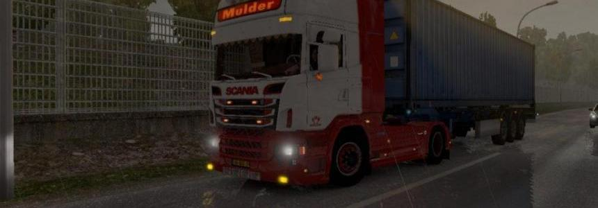 Scania R730 Mulder Nikola Edit