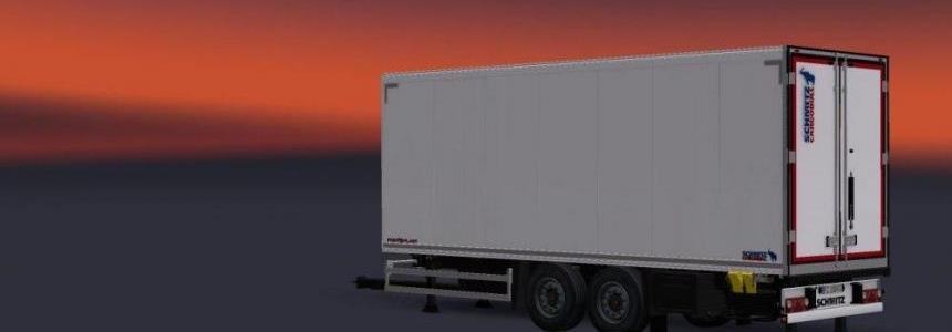 Schmitz Tandem Trailer 1.27.x