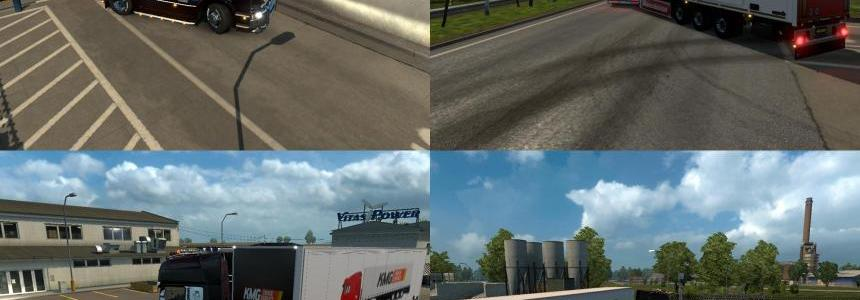 Schmitz Universal Trailer mini pack 1.27.x