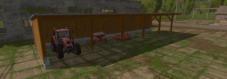 Shelter Farming simulator 17 v1.1