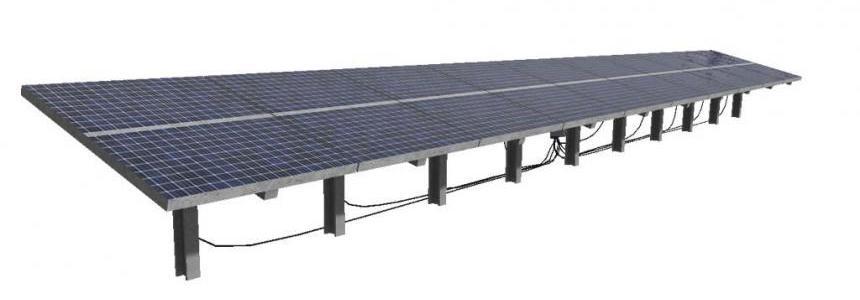 Solar collectors v1.0.0.0