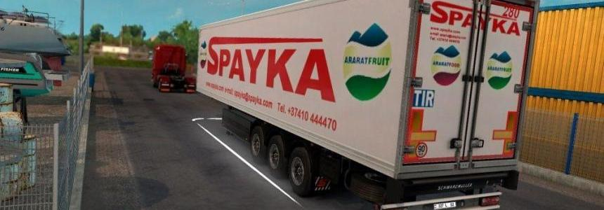 Spayka New Trailer