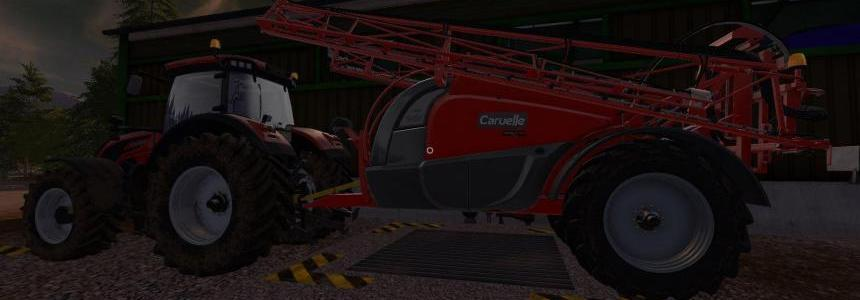 Stilla 460 dyeable sprayer with beacons v1.0