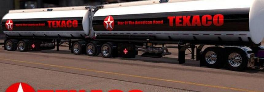 Texaco B-Train Tankers Skin
