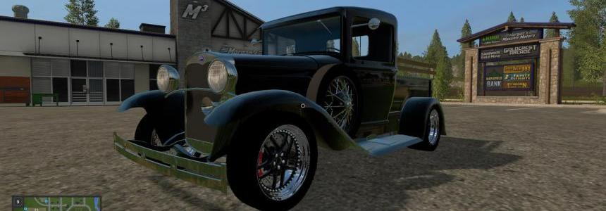 1930 Ford Model A Truck v1.0