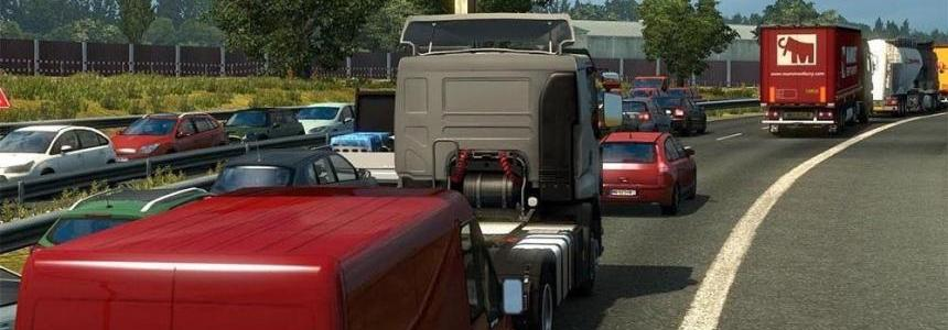 Traffic Truck Speed v2.0