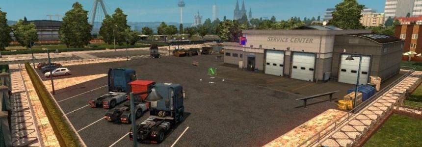 Truck Service Center v1.4