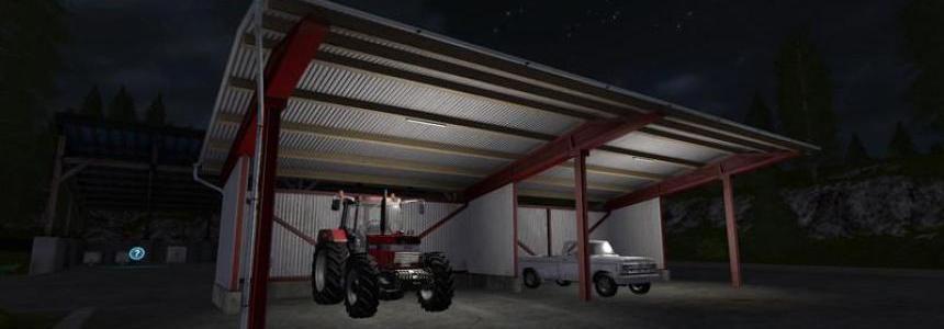 Vehicle Shelter (placeable) v1.1