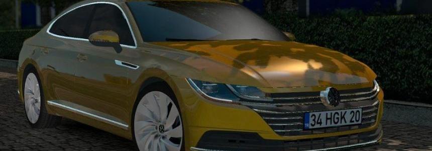 Volkswagen Arteon 2018 v1.0