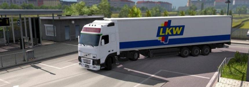 Volvo FH16-12 + SweetFX v1.0