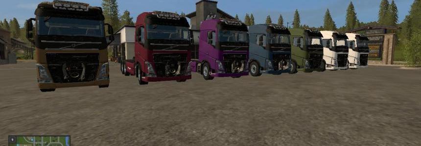 Volvo FH16 v2.2.0.0