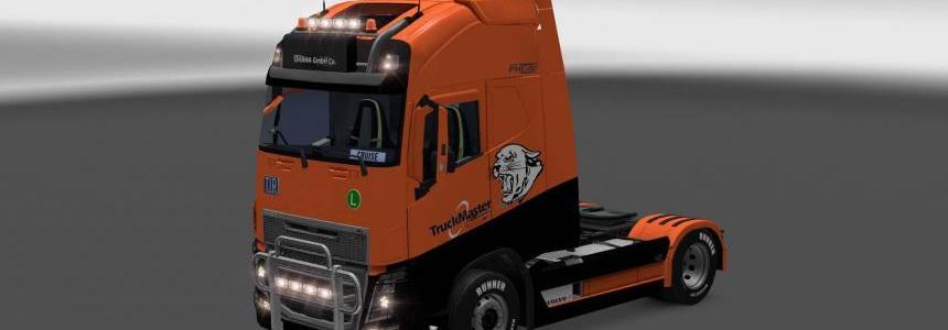 Volvo FH16 2013 Truckmaster skin 1.27.x