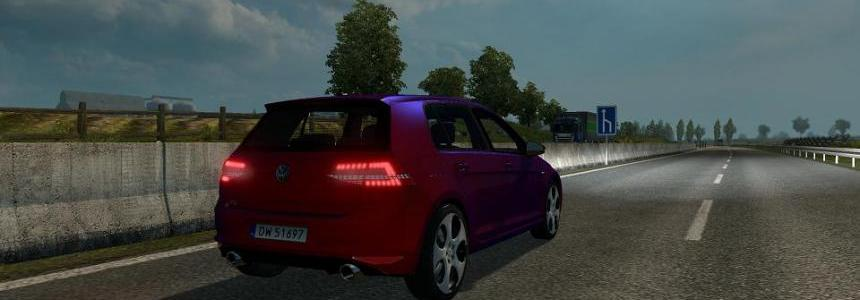 VW Golf 7 GTI v1.0
