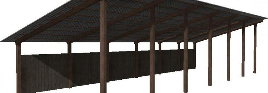 Wooden Shelter (Prefab) v1.0.0.0