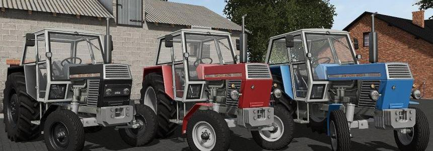 Zetor 8011 by ACR Mods