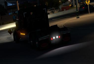 Improved Vehicle Lights: Normal v2.0 - ATS