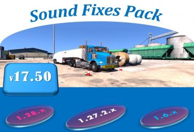 Sound Fixes Pack v17.50