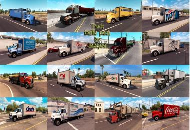 Truck Traffic Pack by Jazzycat v1.7