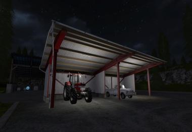 Vehicle Shelter v1.0